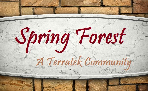 Spring Forest  Todd Ellis Builders residential contractor